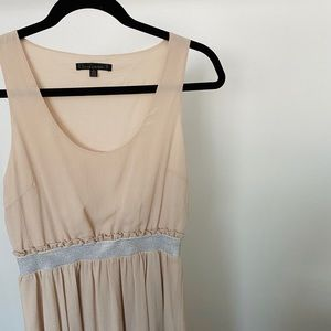 Lucca Couture Cream Dress / Urban Outfitters